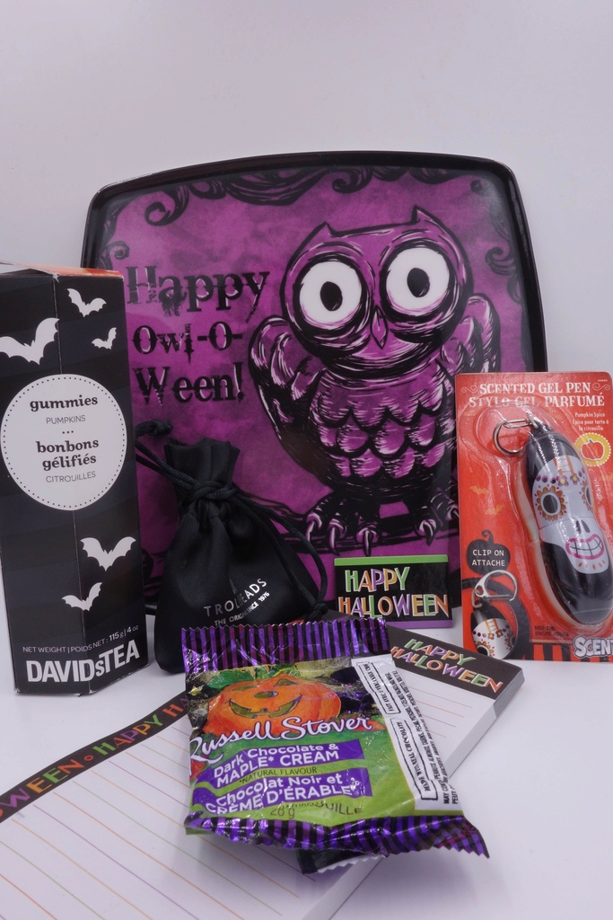 Another Most Lovely Halloween Parcel has arrived Secret31