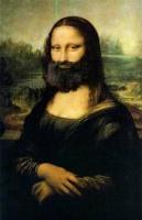 bearded Monalisa