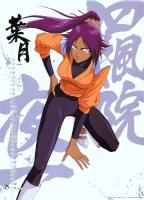 Shihoin Yoruichi