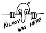 kilroywashere