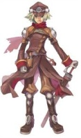 Agrael Lucious Fierve
