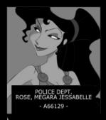 Megara Jessabelle Rose