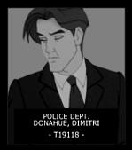 Dimitri Donahue