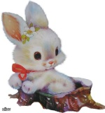 Серенький Зайчишка