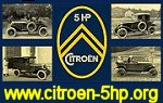 Registre 5HP Citroën