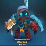 Bluegod