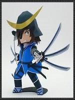 Samurai_Blue