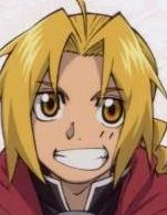 Edward Elric girl