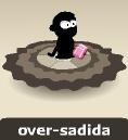 over-sadida