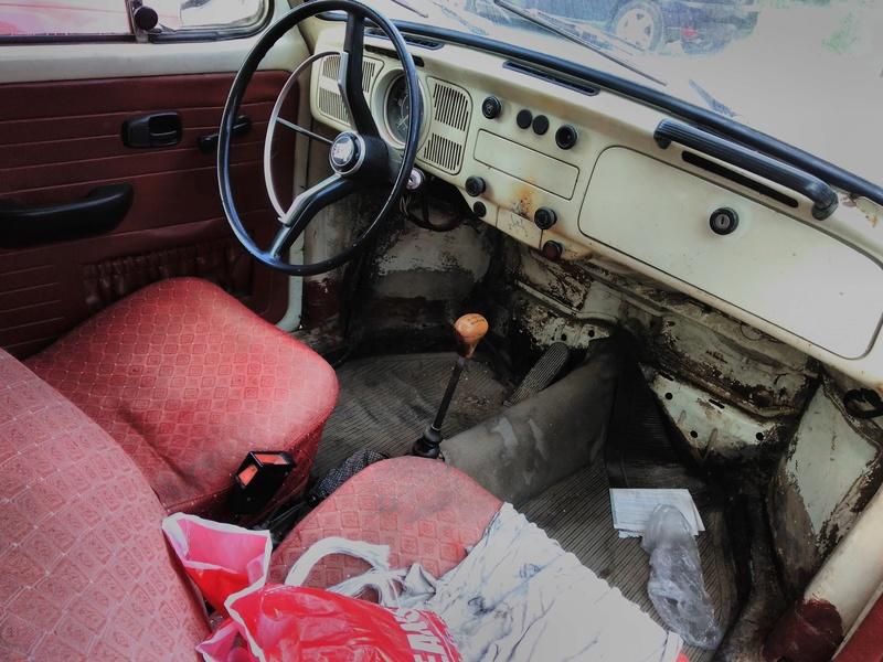 VW 1300J, 1971. Spašena od starog gvožđa. Img_2013