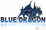Blue-drágóne