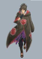 Sasuke UchihaAkatsuki2