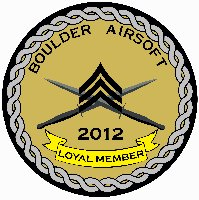 Boulder Airsoft Staff