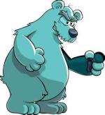 Herbert el oso polar