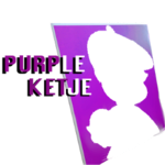Purple ketje
