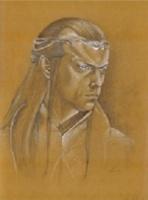Elrond, Rei de Valfenda.