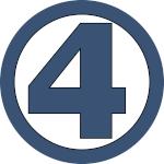 Cuatro ④