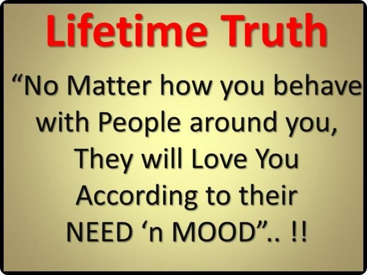 lifetime truth