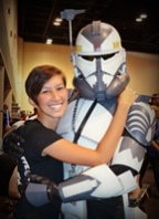 Wolffe's Chick