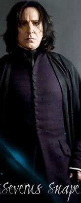 Profesor Severus Snape