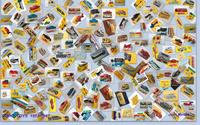 Dinky Toys : les catalogues/accessoires/panneaux/Pneus 541-94