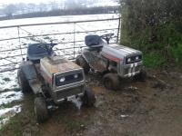 mizzle mud tractors