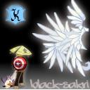 Black-sakri
