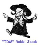 Rabi Jacob