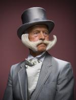 Blaireaux ou brosses à barbe. 437-1