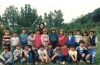 Razred 3A Osnovne shkole ,,Ivan Markovic Irac,, Lopare, fotografisano 06.06.1989.