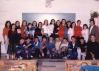 Ratna generacija '92. do '96. Osnovne shkole ,,Sveti Sava,, Lopare, fotografisano 04.06.1996.