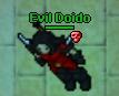 evil doido