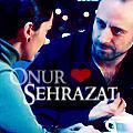 Şehrazat and Onur