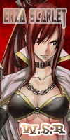 Erza Scarlet.