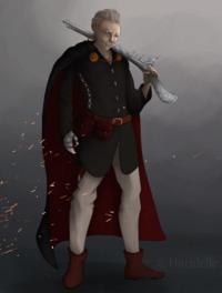 Verrücter Wolf