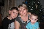 Наташа мама Димы