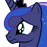 Luna Frown