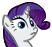 Rarity Shocked