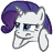 Rarity Bored