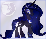 ♥ princess luna♥