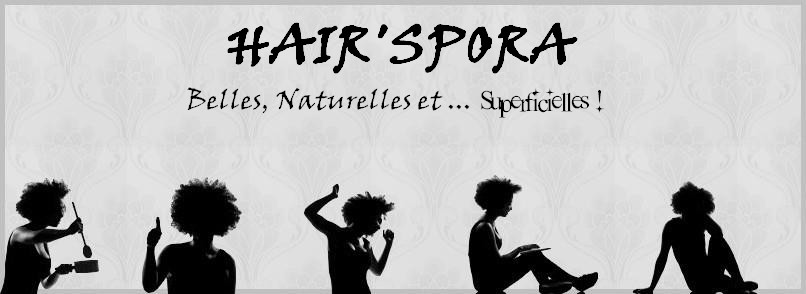 Hair'Spora - Belles, naturelles et superficielles
