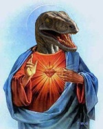 Drakel the Dinosaur God