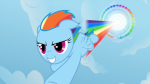 Rainbow Dash (Ridley)