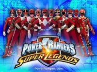 power rangers mystic