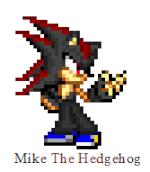 Mike The Hedgehog109