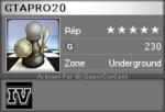 GTAPRO20