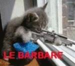 {12°S} LE BARBARE
