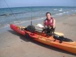 TODO KAYAK (equipamiento): Marcas y modelos de kayaks, palas, ruedas, sientos y riñoneras, accesorios de navegación,... 2-42