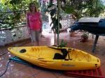 TODO KAYAK (equipamiento): Marcas y modelos de kayaks, palas, ruedas, sientos y riñoneras, accesorios de navegación,... 373-65