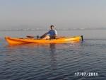 TODO KAYAK (equipamiento): Marcas y modelos de kayaks, palas, ruedas, sientos y riñoneras, accesorios de navegación,... 6-91